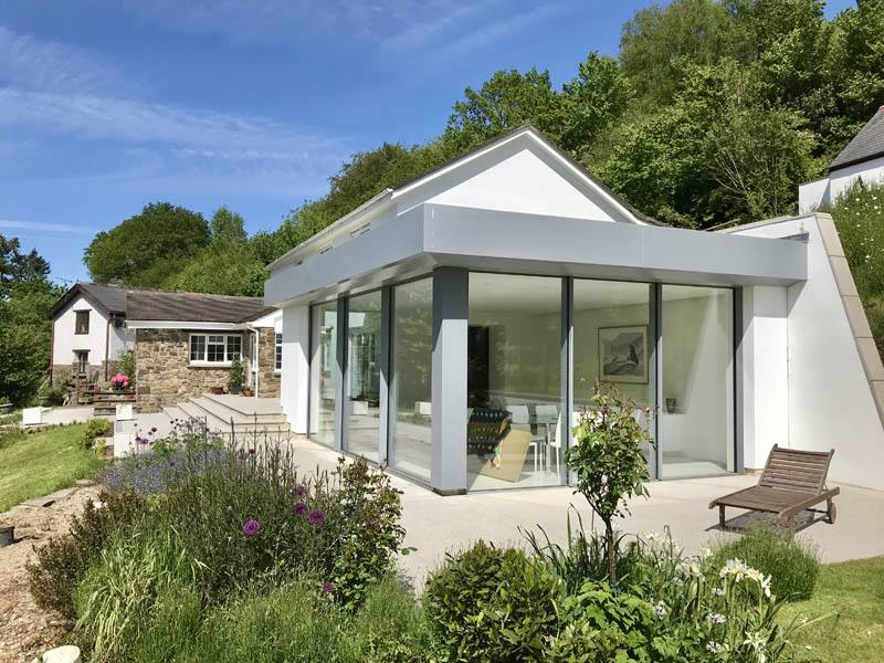 conservatory extension by j and s